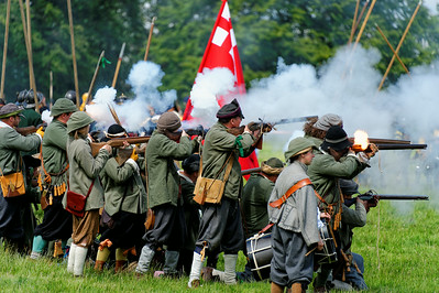 Hampshire, Village, Cheriton, Battle 1644, Royalists, Parliamentarians, History through the ages, flintlock muskets, gun powder, pikes,